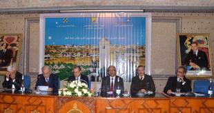 المؤتمر الدوري السادس لهيئة المعماريين العرب بفاس